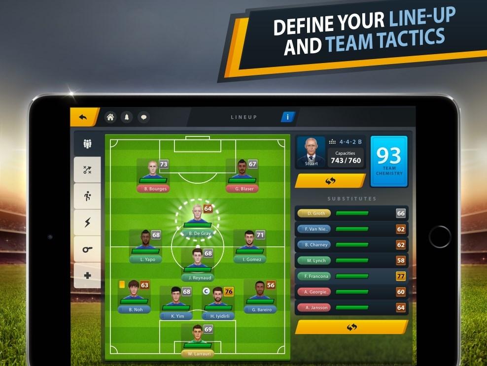 Club Manager 2019 Futbol Menajerlik Oyunu